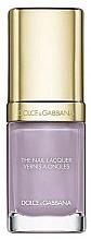 Fragrances, Perfumes, Cosmetics Nail Polish - Dolce & Gabbana The Intense Nail Lacquer