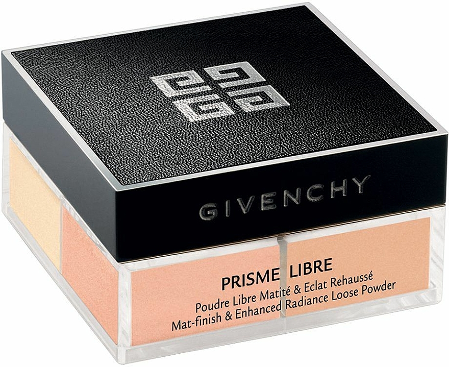 Loose Powder - Givenchy Prisme Libre Mat-finish & Enhanced Radiance Loose Powder