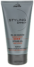 Fragrances, Perfumes, Cosmetics Very Strong Hold Styling Hair Gel - Joanna Styling Effect Styling Gel Very Strong