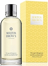 Fragrances, Perfumes, Cosmetics Molton Brown Orange & Bergamot Mist - Spray