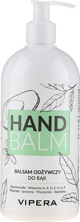 Nourishing Hand Balm - Vipera Nourishing Hand Balm