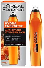Fragrances, Perfumes, Cosmetics Eye Roll-On - L'Oreal Paris Men Expert Hydra Energetic Roll-on Eyes