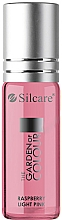 Fragrances, Perfumes, Cosmetics Nail & Cuticle Oil - Silcare The Garden of Colour Roll On Raspberry Light Pink