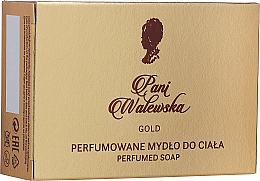 Fragrances, Perfumes, Cosmetics Pani Walewska Gold - Soap