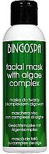 Fragrances, Perfumes, Cosmetics Algae Complex Face Mask - BingoSpa Cleansing Moisturizing Mask