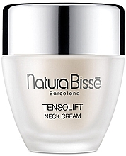 Fragrances, Perfumes, Cosmetics Micro-Lifting Neck and Decollete Cream - Natura Bisse Tensolift Neck Cream