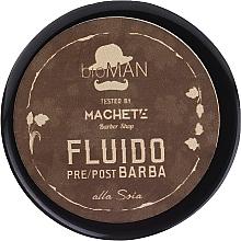 Fragrances, Perfumes, Cosmetics Pre/Post Shave Fluid - BioBotanic BioMAN Pre/After Shave Fluid