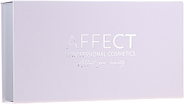 Fragrances, Perfumes, Cosmetics Set - Affect Cosmetics (mascara/12ml + lipstick/5ml + palette/10x2g)