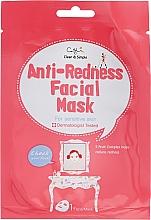 Fragrances, Perfumes, Cosmetics Anti-Redness Facial Mask for Sensitive Skin - Cettua Anti-Redness Facial Mask