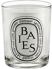 Fragrances, Perfumes, Cosmetics Scented Candle - Diptyque Baies Candle