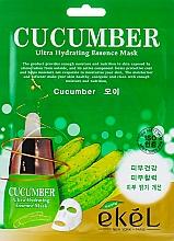 Fragrances, Perfumes, Cosmetics Cucumber Sheet Mask - Ekel Cucumber Ultra Hydrating Essence Mask