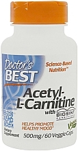 """Fragrances, Perfumes, Cosmetics Amino Acid """"Acetyl L-Carnitine"""", 500 mg - Doctor's Best Acetyl L-Carnitine"""