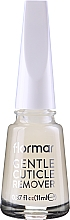 Fragrances, Perfumes, Cosmetics Cuticle Remover Gel Gel-Oil - Flormar Nail Care Gentle Cuticle Remover