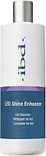 Fragrances, Perfumes, Cosmetics Nail Shine Enhancer Gel Cleanser - IBD LED Shine Enhancer Gel Cleanser