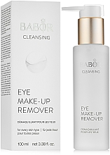 Fragrances, Perfumes, Cosmetics Eye Makeup Remover Lotion - Babor Cleansing Eye Make up Remover