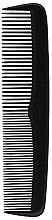 Fragrances, Perfumes, Cosmetics Pocket Hair Comb 498737, black - Inter-Vion
