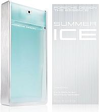 Fragrances, Perfumes, Cosmetics Porsche Design The Essence Summer Ice - Eau de Toilette