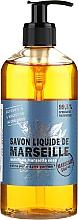 Fragrances, Perfumes, Cosmetics Liquid Soap - Tade Marseille Liquide Soap