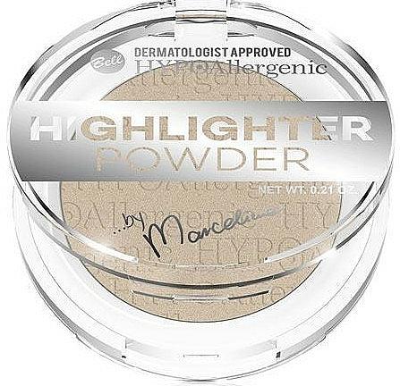 Face Powder - Bell Hypoallergenic Highlighter Powder by Marcelina