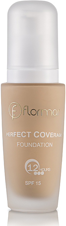 Foundation - Flormar Perfect Coverage Foundation