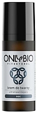 Fragrances, Perfumes, Cosmetics Daily Moisturizing Night Cream - Only Bio Fitosterol