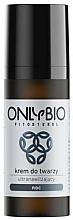Fragrances, Perfumes, Cosmetics Daily Moisturizing Night Cream - Only Bio Fitosterol