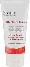 Fragrances, Perfumes, Cosmetics After Burn Cream - Sostar After Burn Cream