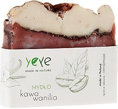 """Fragrances, Perfumes, Cosmetics 100% Natural Soap """"Coffee and Vanilla"""" - Yeye Natural Coffee and Vanilla Soap"""