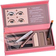 Fragrances, Perfumes, Cosmetics Brow Kit - Lovely Eyebrows Creator