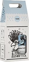 "Fragrances, Perfumes, Cosmetics Set ""Fresh Grass"" - Yope (shm/300ml + cond/170ml)"