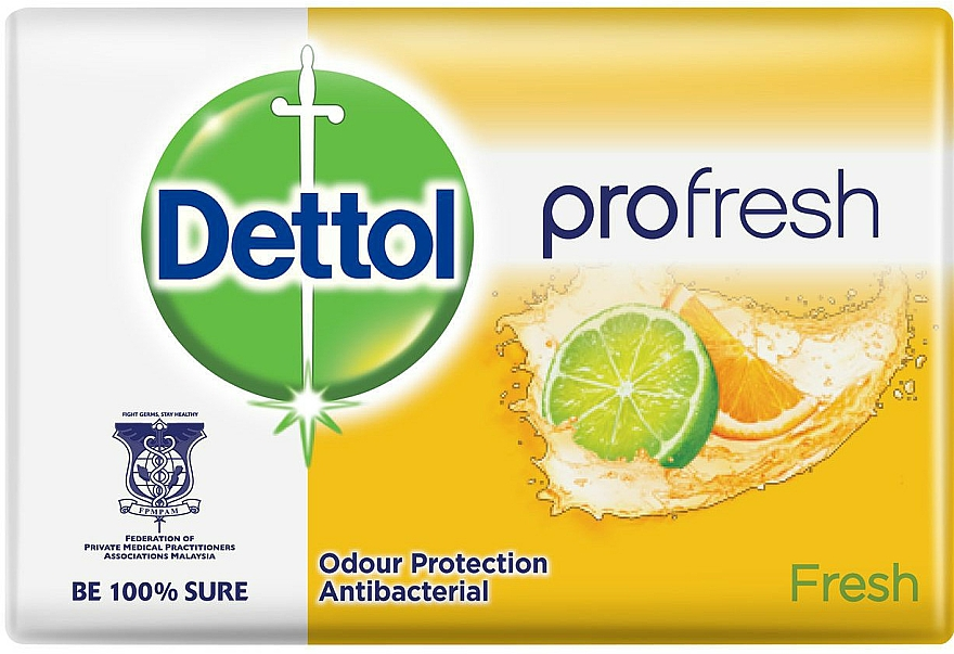 "Antibacterial Soap ""Freshness"" - Dettol Fresh Antibacterial Soap"