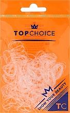 Fragrances, Perfumes, Cosmetics Elastic Hair Bands 22715, transparent - Top Choice