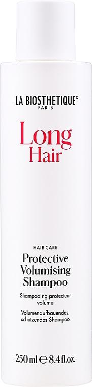 Protective Volumising Micelar Shampoo - La Biosthetique Long Hair Protective Volumising Shampoo — photo N1