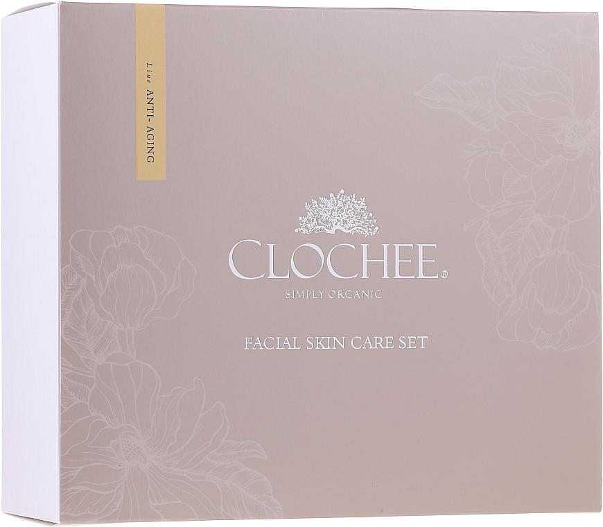 Set - Clochee (f/d/cr/50ml + f/n/cr/50ml + eye/cr/mask/15ml) — photo N1