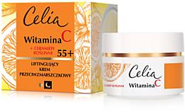 Fragrances, Perfumes, Cosmetics Day and Night Lifting Cream 55+ - Celia Witamina C