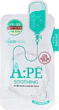 Fragrances, Perfumes, Cosmetics Aminoacids Soothing Face Mask - Mediheal A:PE Soothing Proatin Mask