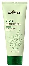 Fragrances, Perfumes, Cosmetics Moisturizing Gel with 80% Aloe Vera Extract - Isntree Aloe Soothing Gel