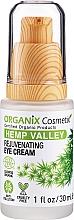 Fragrances, Perfumes, Cosmetics Rejuvenating Eye Cream - Organix Cosmetix Hemp Valley Rejuvenating Eye Cream