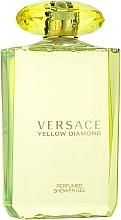 Fragrances, Perfumes, Cosmetics Versace Yellow Diamond - Shower Gel