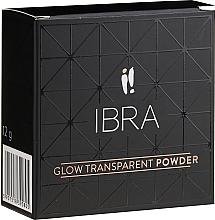 Fragrances, Perfumes, Cosmetics Glow Transparent Face Powder - Ibra Glow Transparent Powder (3)