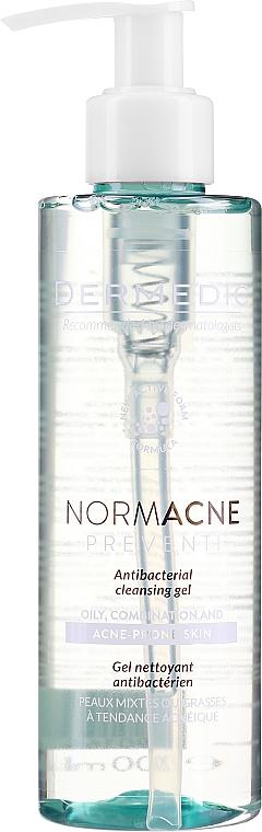 Face Gel - Dermedic Normacne Antibacterial Cleansing Facial Gel