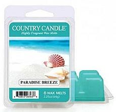 Fragrances, Perfumes, Cosmetics Wax Melts - Country Candle Wax Melt Paradise Breeze