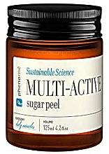 Fragrances, Perfumes, Cosmetics Sugar Facial Peeling - Phenome Multi Active Sugar Peel