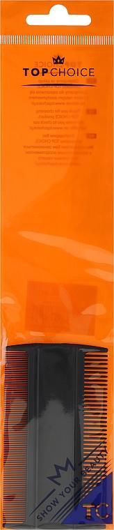 Hair Comb 1598, black - Top Choice — photo N2