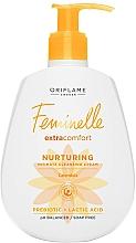 Fragrances, Perfumes, Cosmetics Emollient Intimate Wash Cream - Oriflame Feminelle Nurturing Intimate Cream