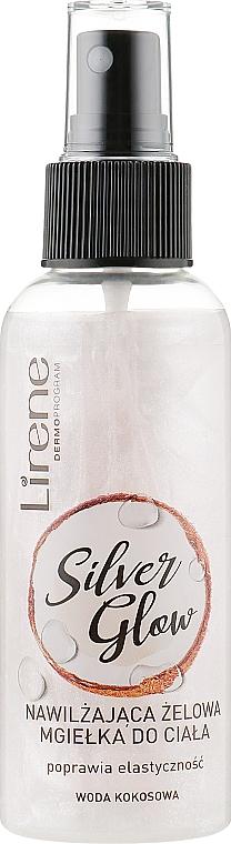 Moisturizing Body Spray - Lirene Dermo Program Silver Glow