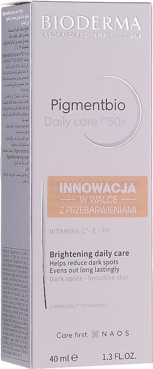 Face Cream - Bioderma Pigmentbio Daily Care Brightening Daily Care SPF 50+
