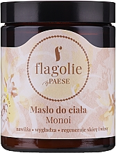 Fragrances, Perfumes, Cosmetics Monoi Body Butter - Flagolie by Paese Monoi