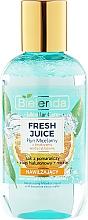 "Fragrances, Perfumes, Cosmetics Moisturizing Facial Micellar Liquid ""Orange"" - Bielenda Fresh Juice Micellar Water Orange"