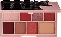 Fragrances, Perfumes, Cosmetics Eyeshadow Palette - I Heart Revolution Mini Chocolate Eyeshadow Palette Hazelnut Cream